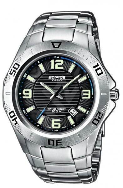 Casio EDIFICE EF 128D-1A - Pánské hodinky. PRODEJ SKONČIL 5de8cfd396
