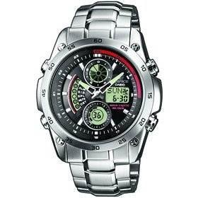 Casio EDIFICE ECW M100D-1A - Pánské hodinky. PRODEJ SKONČIL 1fa824318a