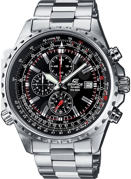CASIO EF 527D-1A - Pánské hodinky  a7fd2908f7