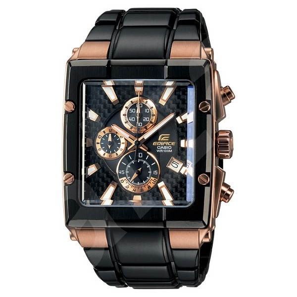 b2cf03f630d Casio EDIFICE GOLD LABEL EFX 501SP-1A - Pánské hodinky