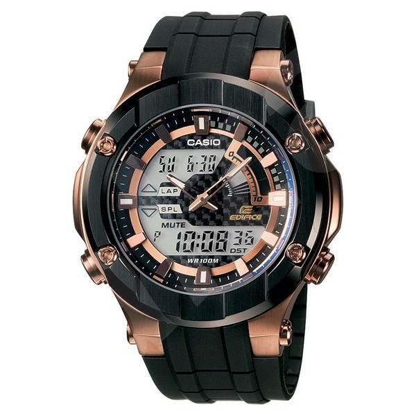 9ff639c6ae1 Casio EDIFICE GOLD LABEL EFX 700P-1A - Pánské hodinky