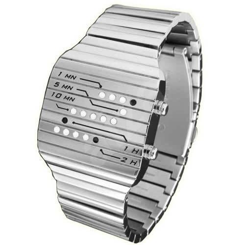 TokyoFlash Ni - Binární hodinky  7644f25088d