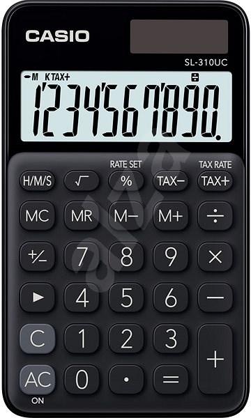 CASIO SL 310 UC černá - Kalkulačka