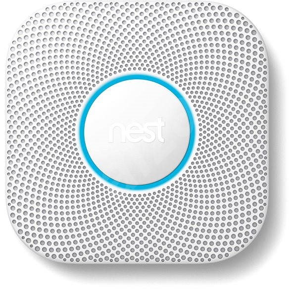 Google Nest Protect Wireless - Detektor kouře