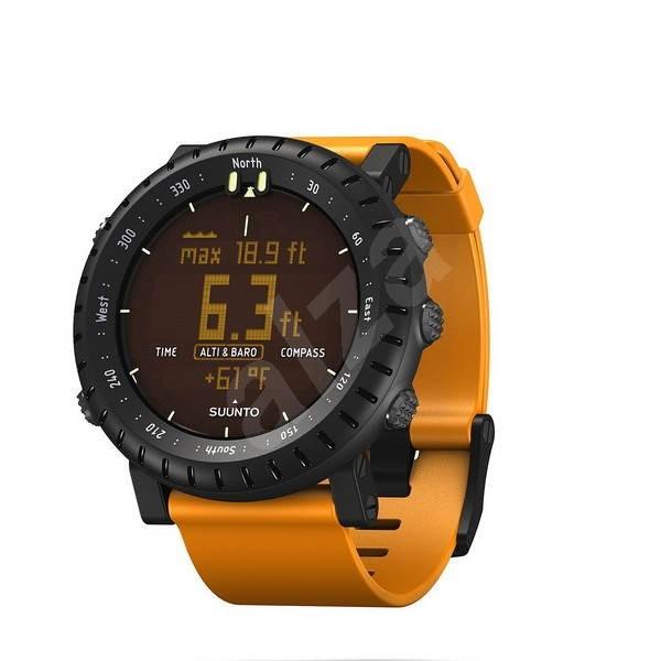 SUUNTO Core Black Orange - Hodinky  99483558a05