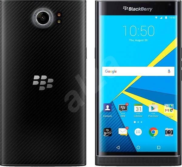 BlackBerry Priv Black - Mobilní telefon
