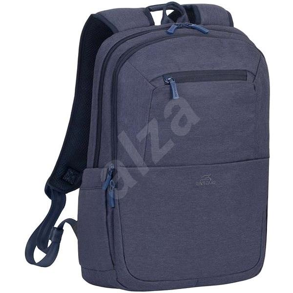 "RIVA CASE 7760 15.6"", modrý - Batoh na notebook"