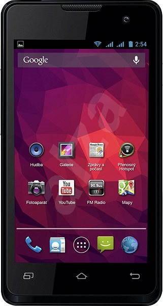 Sencor Element Dual-Sim (P400) černý - Mobilní telefon