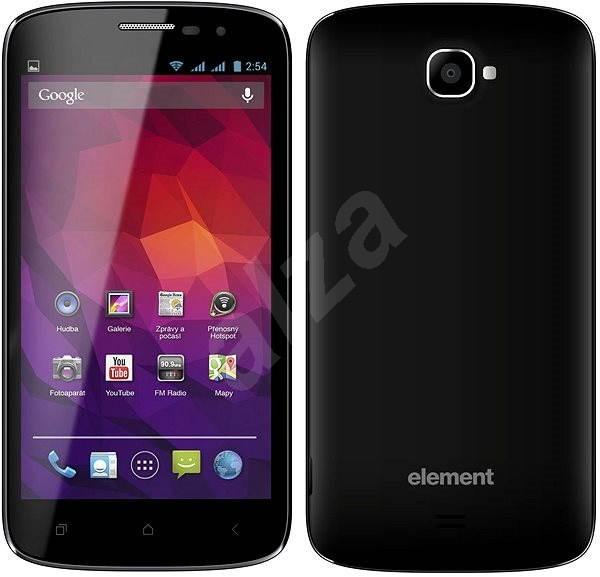 Sencor Element P501 Dual SIM černý - Mobilní telefon