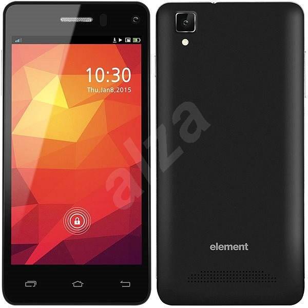 Sencor Element P452 Dual SIM černý - Mobilní telefon