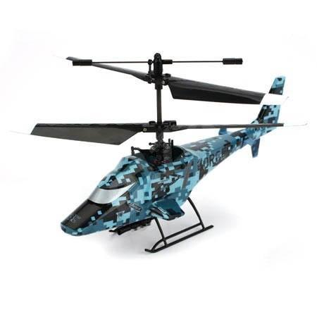 Mikro vrtulník Force MH-35 RTF (mód 1) - RC model