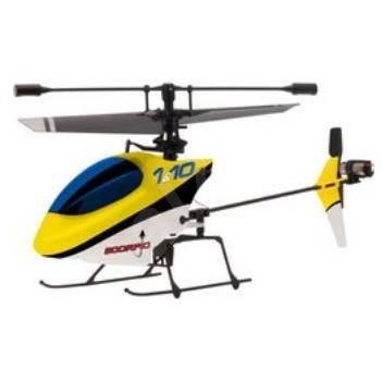 Mikro vrtulník Scorpio 1&10 2.4GHz RTF (mód 1) - RC model