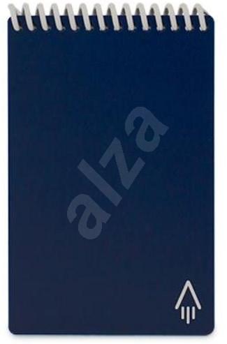 ROCKETBOOK Everlast Mini tmavě modrý - Poznámkový blok