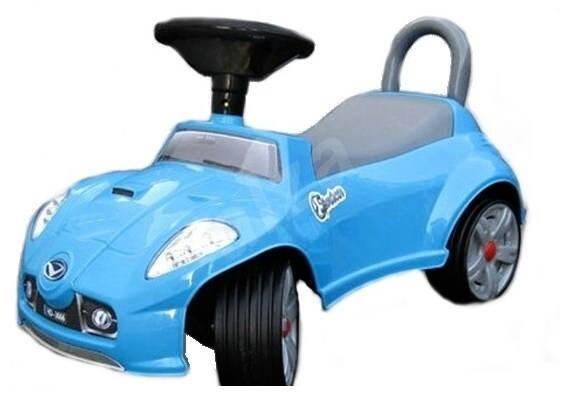 Scooter modré - Dětské odrážedlo