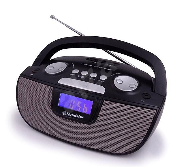 Roadstar RU-275 BK - Radiomagnetofon
