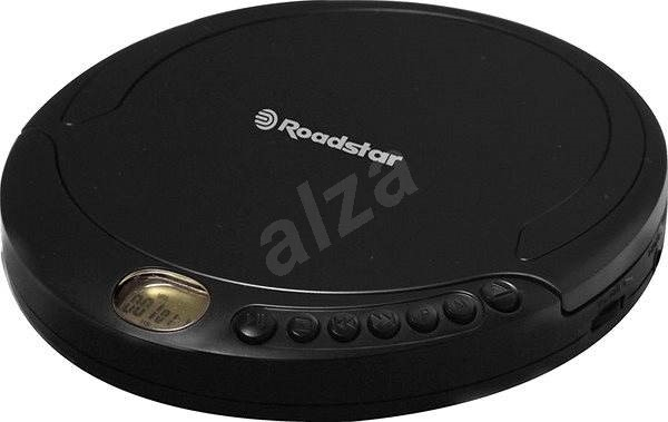 Roadstar PCD-498MP černý - Discman