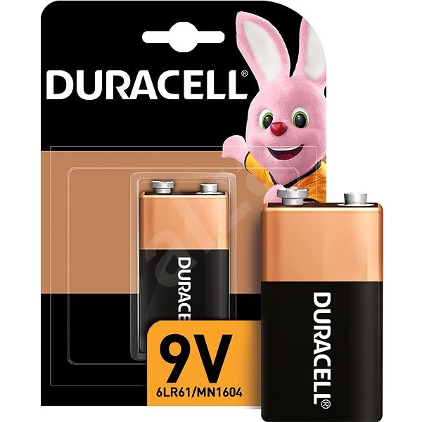 Duracell Basic 6LR61 9V - Jednorázová baterie