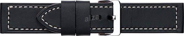 CONDOR Parallel Style Cut Edge Calf 24 mm - Řemínek