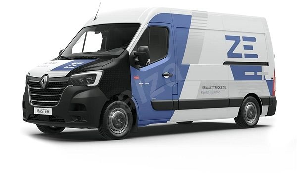 Renault Master Z.E. - Elektromobil
