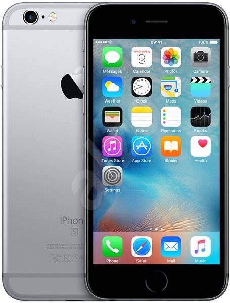 iPhone 6s 128GB Space Gray - Mobilní telefon