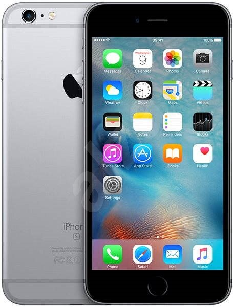 iPhone 6s Plus 128GB Space Gray - Mobilní telefon  a580f3fe719