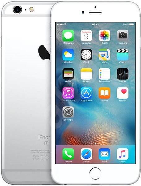 iPhone 6s Plus 128GB Silver - Mobilní telefon
