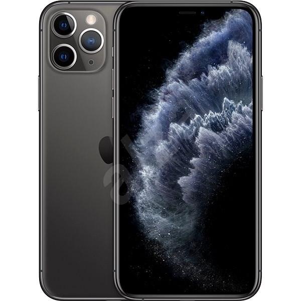 iPhone 11 Pro 64GB vesmírně šedá - Mobilní telefon
