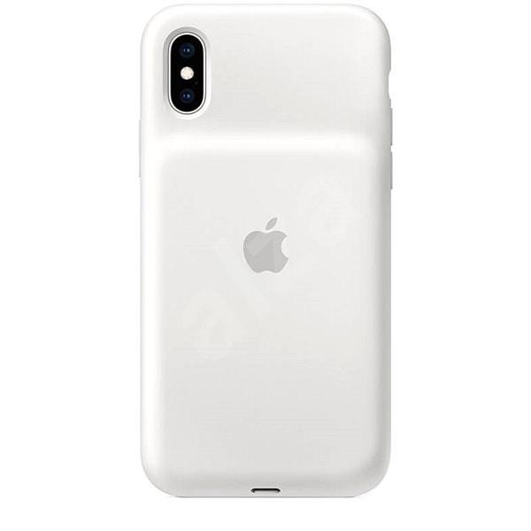 iPhone XS Smart Battery Case White - Nabíjecí pouzdro