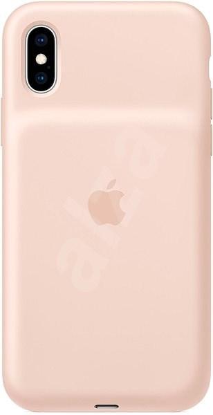 iPhone XS Smart Battery Case Pink Sand - Nabíjecí pouzdro