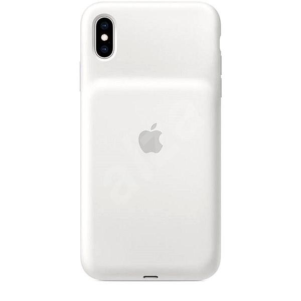 iPhone XS Max Smart Battery Case White - Nabíjecí pouzdro