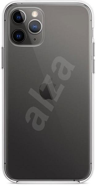 Apple iPhone 11 Pro Průhledný kryt - Kryt na mobil