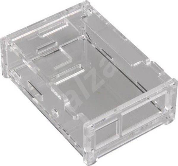 RASPBERRY Pi transparentní - Pouzdro