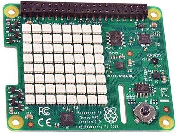 RASPBERRY Pi SENSE HAT - Modul