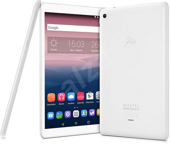 ALCATEL ONETOUCH PIXI 3 (10) WIFI White - Tablet  5b6a078ed32