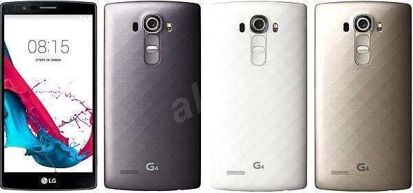 LG G4 (H815) - Mobilní telefon