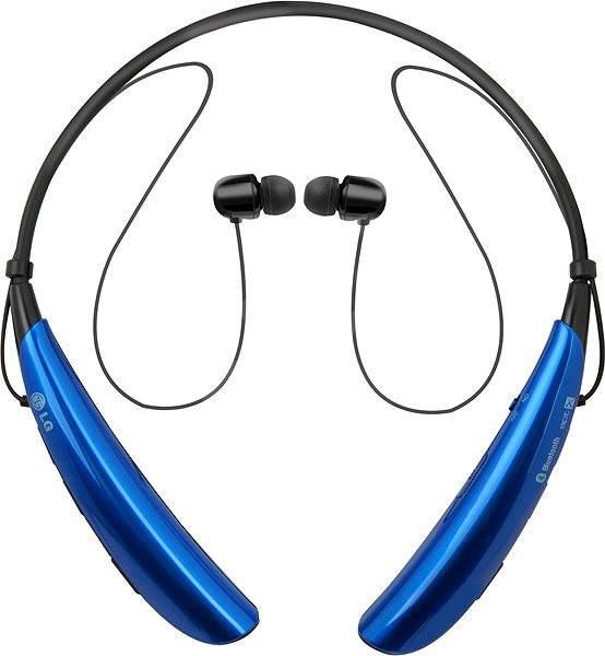 LG HBS-750 Blue - Sluchátka