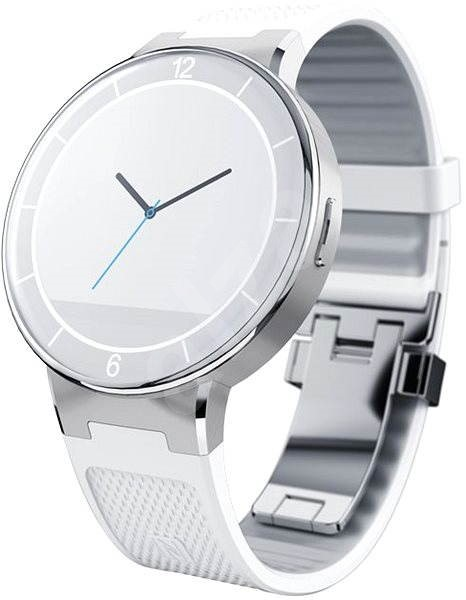 ALCATEL ONETOUCH WATCH SM02 White - Chytré hodinky