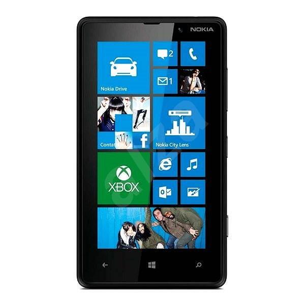 Nokia Lumia 820 Black - Mobilní telefon