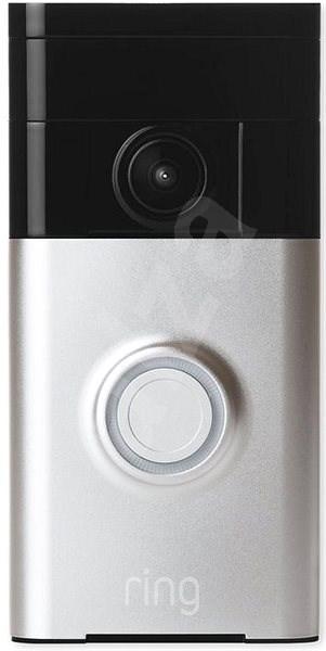 Ring Doorbell Satin Nickel - Videozvonek