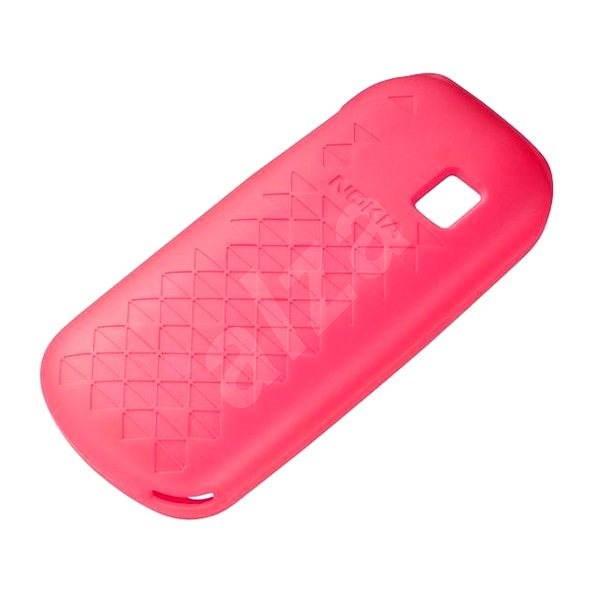Nokia CC-1026 silikonové červené - Originální pouzdro
