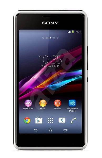 Sony Xperia E1 Dual (D2105) White - Mobilní telefon