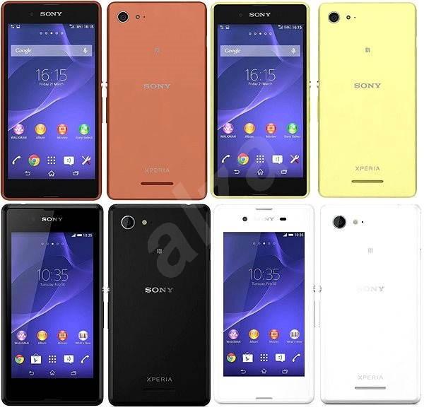 Sony Xperia E3 (D2203) - Mobilní telefon