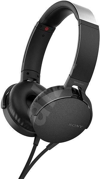 Sony MDR-XB550AP černá - Sluchátka