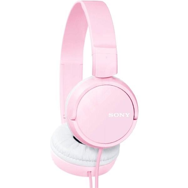 Sony MDR-ZX110 růžová - Sluchátka