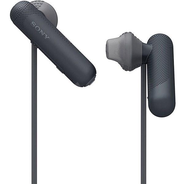 Sony WI-SP500 černá - Bezdrátová sluchátka