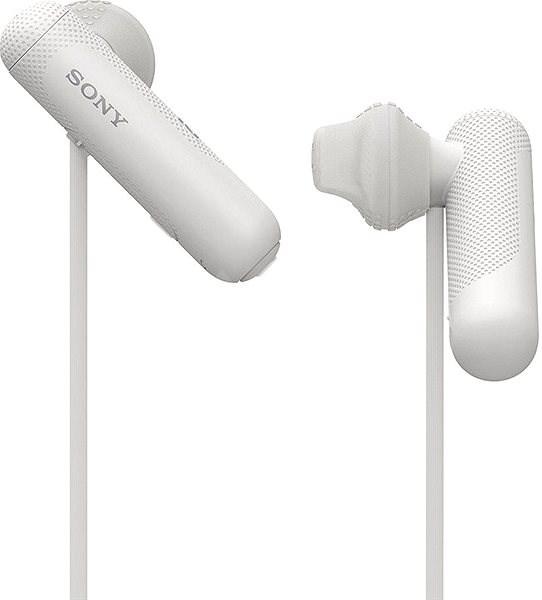 Sony WI-SP500 bílá - Bezdrátová sluchátka