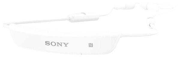 Sony Bluetooth Stereo Headset SBH80 White - Náhlavní souprava