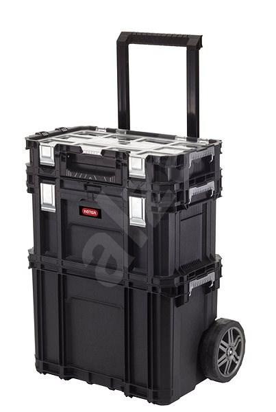 KETER sada boxů Smart Rolling, 3 ks - Box na nářadí