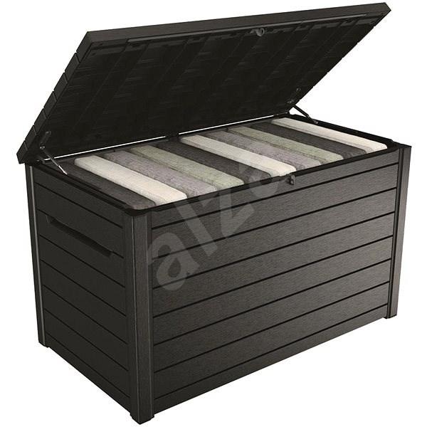 ce69720da KETER ONTARIO BOX 870 L grafit - Úložný box | Alza.cz