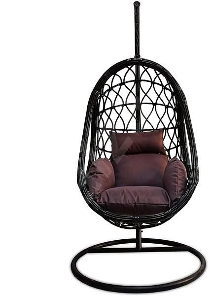 ROJAPLAST IDAHO Hanging Chair - Garden Chair